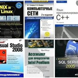 Компьютеры и интернет - Книги 304 ИТ и Программирование, 0