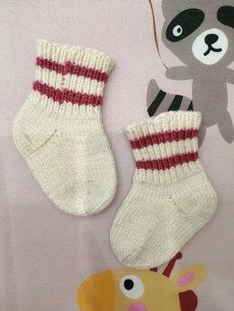 Носки - Носки вязаные , 0