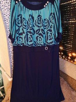 Платья - Шикарное платье 56-58 размера новое, 0