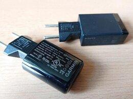 Зарядные устройства и адаптеры - З/у Garmin ADP-5BW 1A и Sony EP-880 1.5A, 0