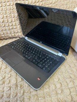 Ноутбуки - Hp 15, AMD A4 5000, 0