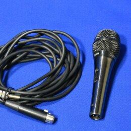 Микрофоны - Микрофон Эл джы с проводом, 0