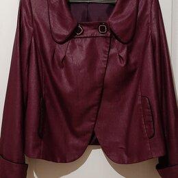 Пиджаки - Куртка-пиджак Djerza, размер 52-54, 0