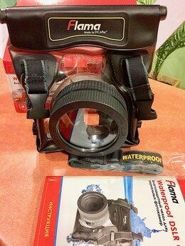 Оборудование для подводной съёмки - Водозащитный бокс для фотокамер FLAMA FL-WP-S5, 0