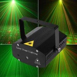 Проекторы - Проектор лазерный для домашней дискотеки с Bluetooth, 0