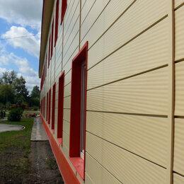 Фасадные панели - Панель с зазором 137 х 2500, 0