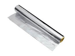 Изоляционные материалы - Фольга для бани 1мх10м (10м2) нг, 0