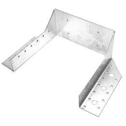Перфорированный крепеж - Опора бруса 150х150, 0