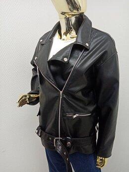 Куртки - Стильная куртка косуха. Арт.843 Женская, 0