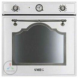 Духовые шкафы - Электрический духовой шкаф Smeg SF750BS, 0