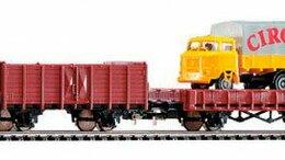 Детские железные дороги - Стартовый набор Piko «Грузовой поезд с…, 0