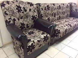 Диваны и кушетки - 74 Диван + кресло комплект новый от производителя , 0