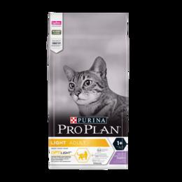 Корма  - Корм Purina Pro Plan Light для кошек с избыточным , 0