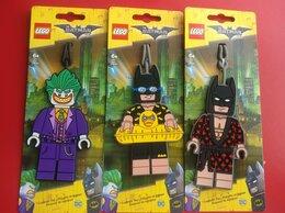 Дорожные аксессуары - Бирка для багажа Бетмен / Джокер Лего, 0