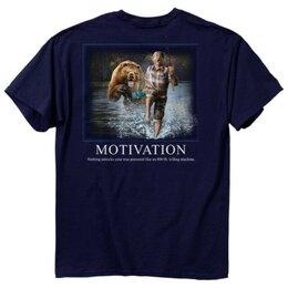 Футболки и майки - Футболка Buckwear Redneck Motivation, 0