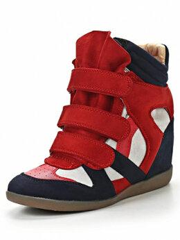 Кроссовки и кеды - Сникерсы кроссовки брендовые утепленные, 0