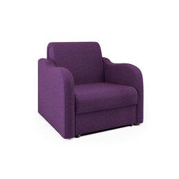 Кресла - Кресло-кровать «Коломбо» фиолетовый, 0