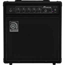 Гитарное усиление - Ampeg BA-108v2 басовый комбоусилитель, 0