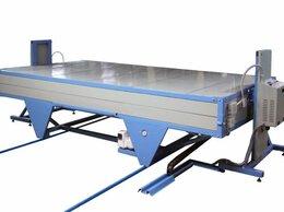 Производственно-техническое оборудование - Печь для производства триплекса AlterGlasss…, 0