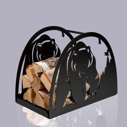 Наборы и аксессуары для каминов и печей - Дровница , 0