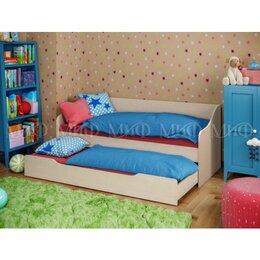 Кроватки - Кровать детская выдвижная, 0