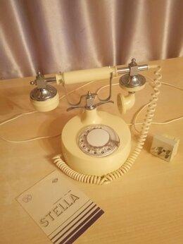 Проводные телефоны - Дисковый телефон, Stella, 1985 г., 0