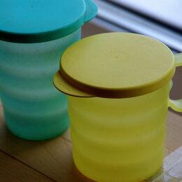 "Бокалы и стаканы - Кружка и стакан ""Tupperware"", 0"