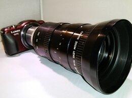 Объективы - Canon TV-16 zoom 25-100 f1.8 / 22.5-90 f1.5…, 0