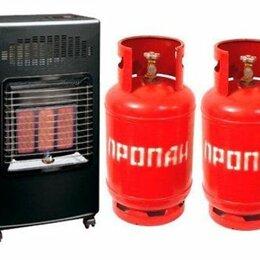 Обогреватели - Газовый обогреватель для дачи Bartolini Pullover I + 2 газовых баллона 27 л, 0