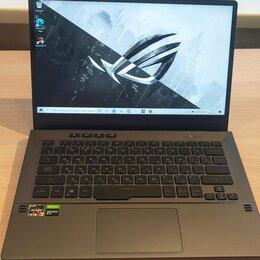 Ноутбуки - Asus ROG Zephyrus G14 Ryzen 7 4800HS/16/512/1660ti, 0