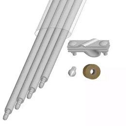 Товары для электромонтажа - Комплект заземления 20 мм Германия, 0