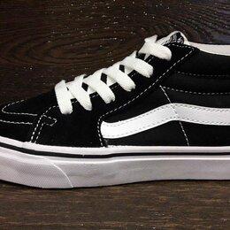 Кроссовки и кеды - Кеды подростковые Van's, 0