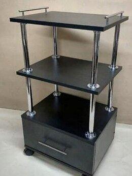 Стеллажи и этажерки - Этажерка с одним ящиком, 0