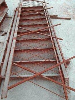 Лестницы и элементы лестниц - ОГМ-21 Перильное ограждение лестничных сходов…, 0