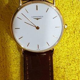 Наручные часы - Золотые часы оригинал LONGINES бренд , 0