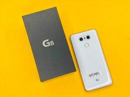 Мобильные телефоны - LG G6 32Gb White , 0