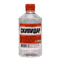 Растворители - Скипидар 1л, 0