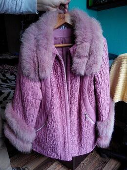 Куртки - Продам куртку женскую мех натуральный, 0