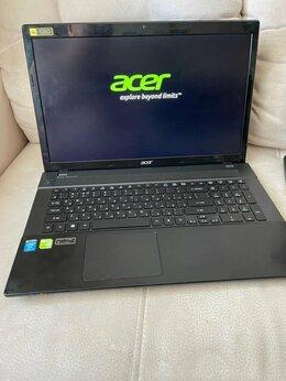 """Ноутбуки - ACER V3-772G, 17.3"""" CORE I7 , 0"""