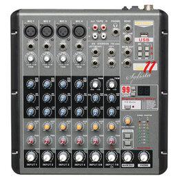Микшерные пульты - Solista Z-11 Микшерный пульт аналоговый, 0