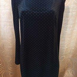 Платья - Платье бархатное новое 46размер, 0