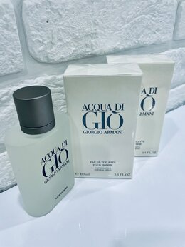 Парфюмерия - Giorgio Armani Acqua Di Gio 100 мл, 0