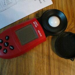 Измерительные инструменты и приборы - Люксметр (измеритель освещенности) HS1010., 0