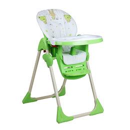 Компьютерные кресла - Стульчик для кормления Globex Космик NEW, зеленый, 0