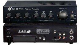 Оборудование для звукозаписывающих студий - Ретрансляционный усилитель звука для организации…, 0
