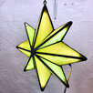 Ночник Вифлеемская звезда из витражного стекла по цене 15000₽ - Настенно-потолочные светильники, фото 3