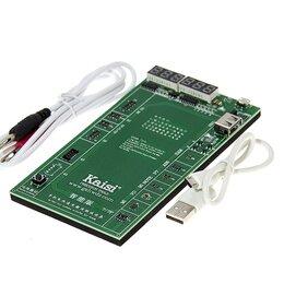 Зарядные устройства и адаптеры - Плата зарядки и активации АКБ Kaisi K-9208  iPhone /XiaoMi//Huawei/Samusng/iPad, 0