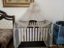 Кровати - Детская кровать со всем оборудованием,почти новая, 0