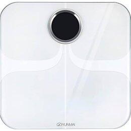 Напольные весы - Умные весы YUNMAI premium, M1301-WH Белые, 0