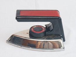 Утюги - Утюг компактный (походный) советский, рабочий, 0